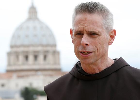 Fr. Michael Perry, riconfermato Ministro Generale OFM