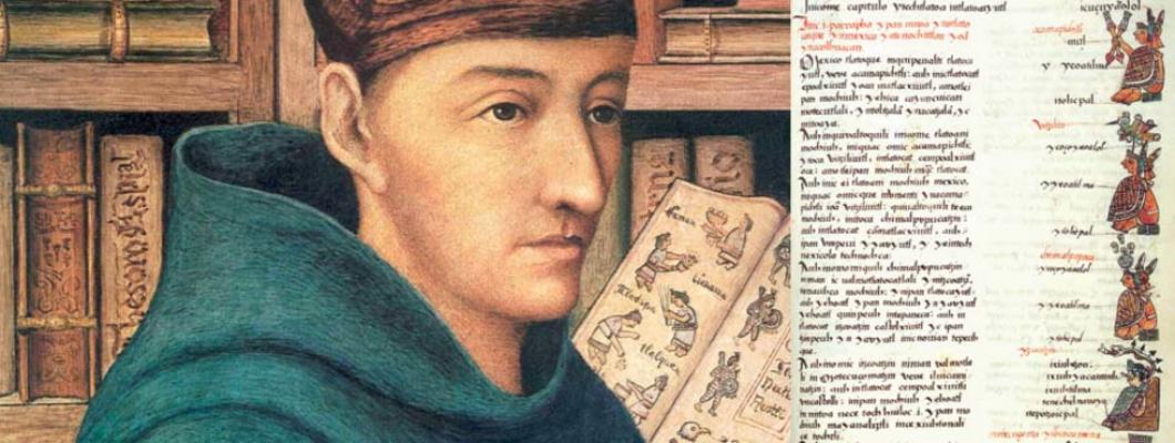 """""""Historia General de las Cosas de Nueva España""""di Fr. Bernardino di Sahagún inserita nel Registro Internazionale della Memoria del Mondo dell'UNESCO"""