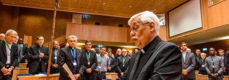 Padre Arturo Sosa Sj, 31° superiore generale della Compagnia di Gesù