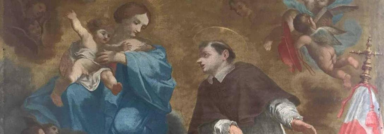 Inaugurazione del restauro di due altari laterali della chiesa di San Ludovico a Colleviti 1