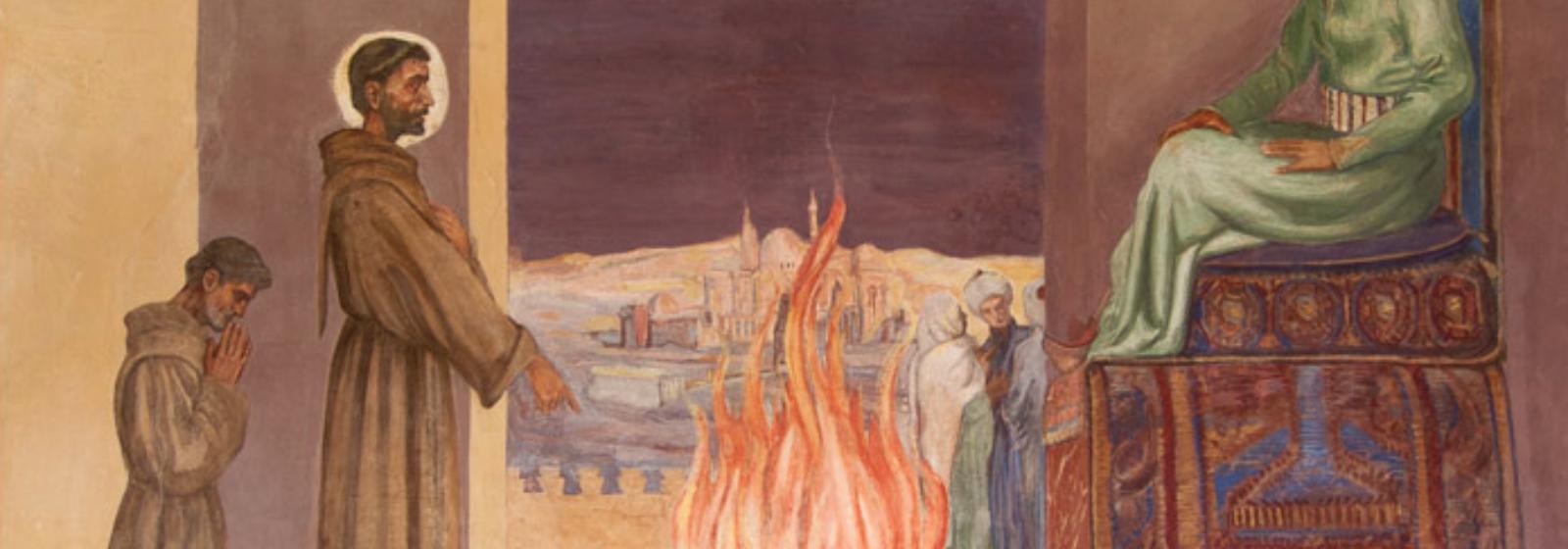 SAN FRANCESCO E IL SULTANO, 1219-2019: UN OPUSCOLO COMMEMORATIVO