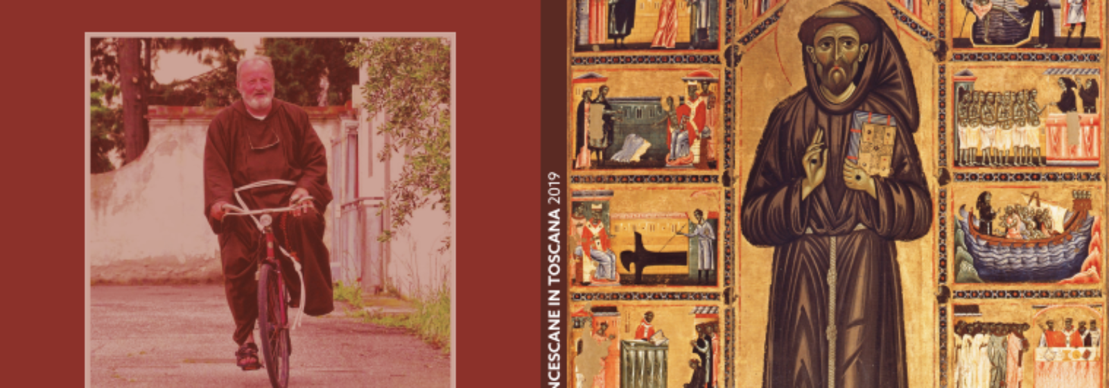 In un libro le presenza francescane in Toscana