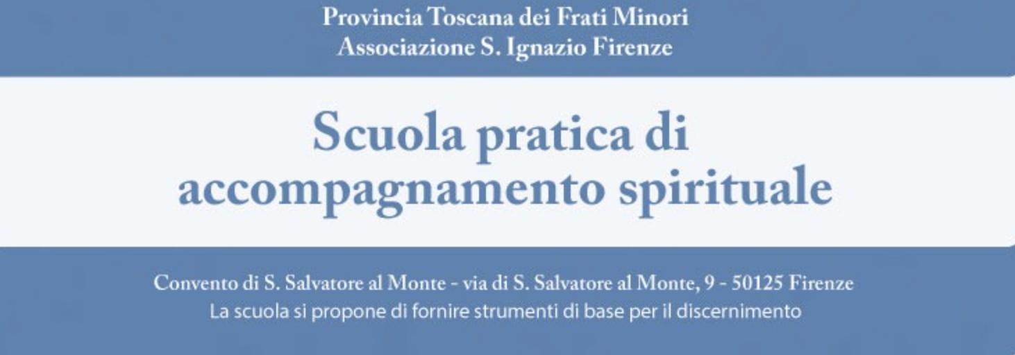 Scuola di accompagnamento spirituale 1