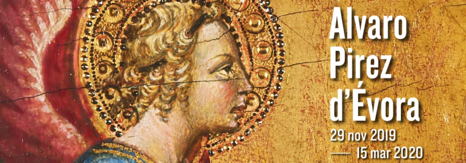 "Lisbona, Museu Nacional de Arte Antiga. Mostra ""Álvaro Pirez d'Évora. Un pittore portoghese in Italia alla Vigilia del Rinascimento"""