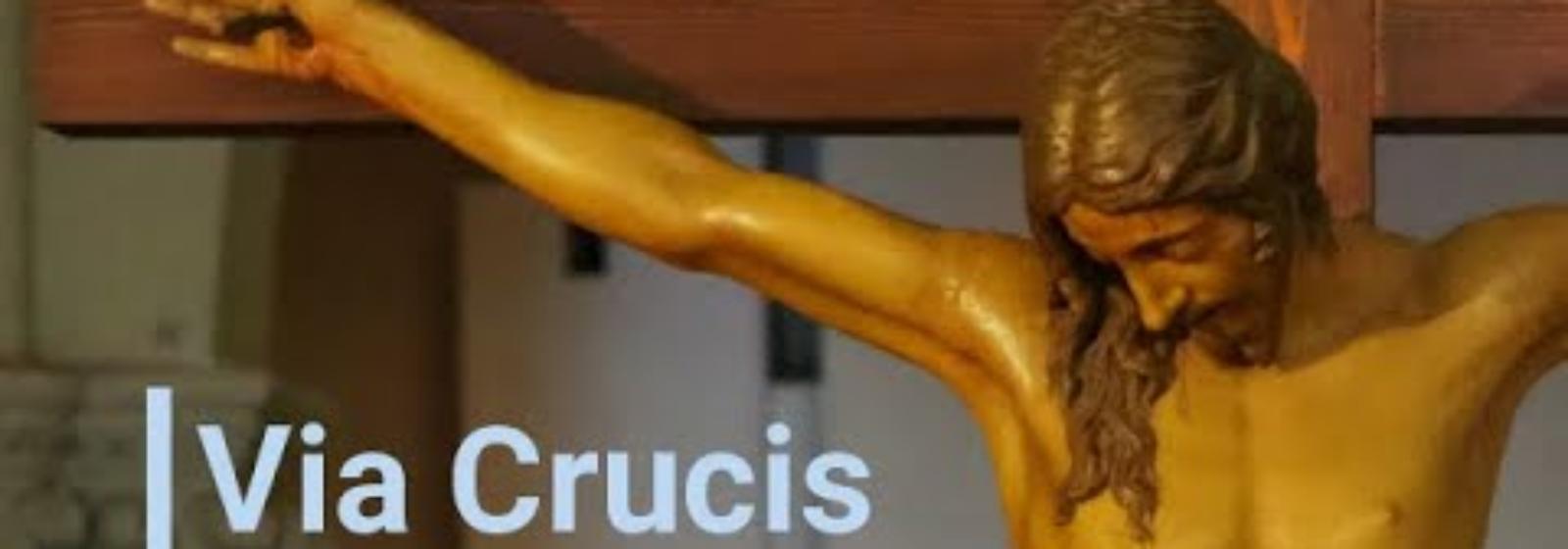 Via Crucis in tempo di epidemia