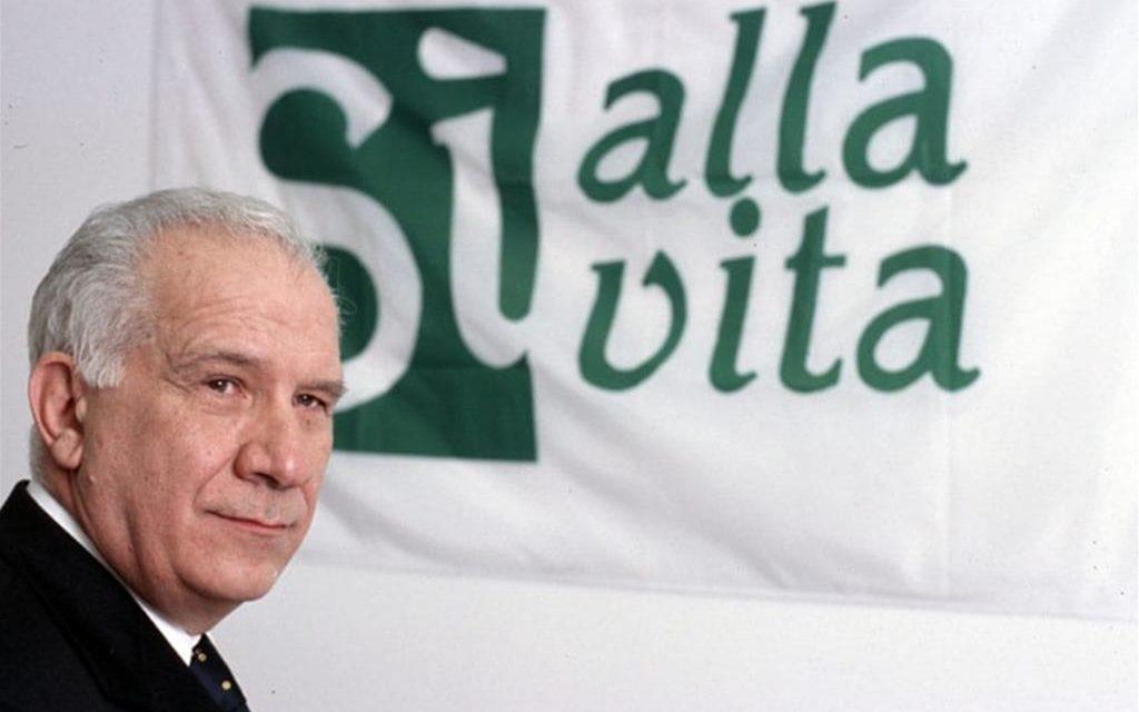 Un commosso saluto a Carlo Casini