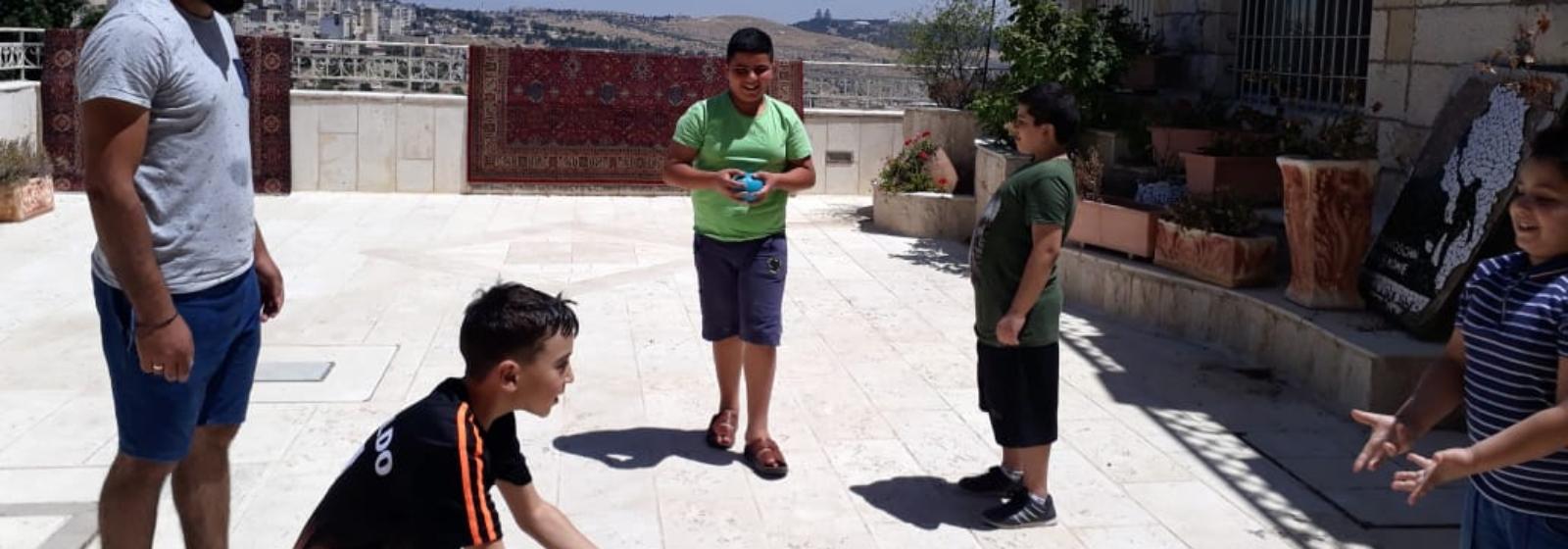 La Casa del Fanciullo a Betlemme 3