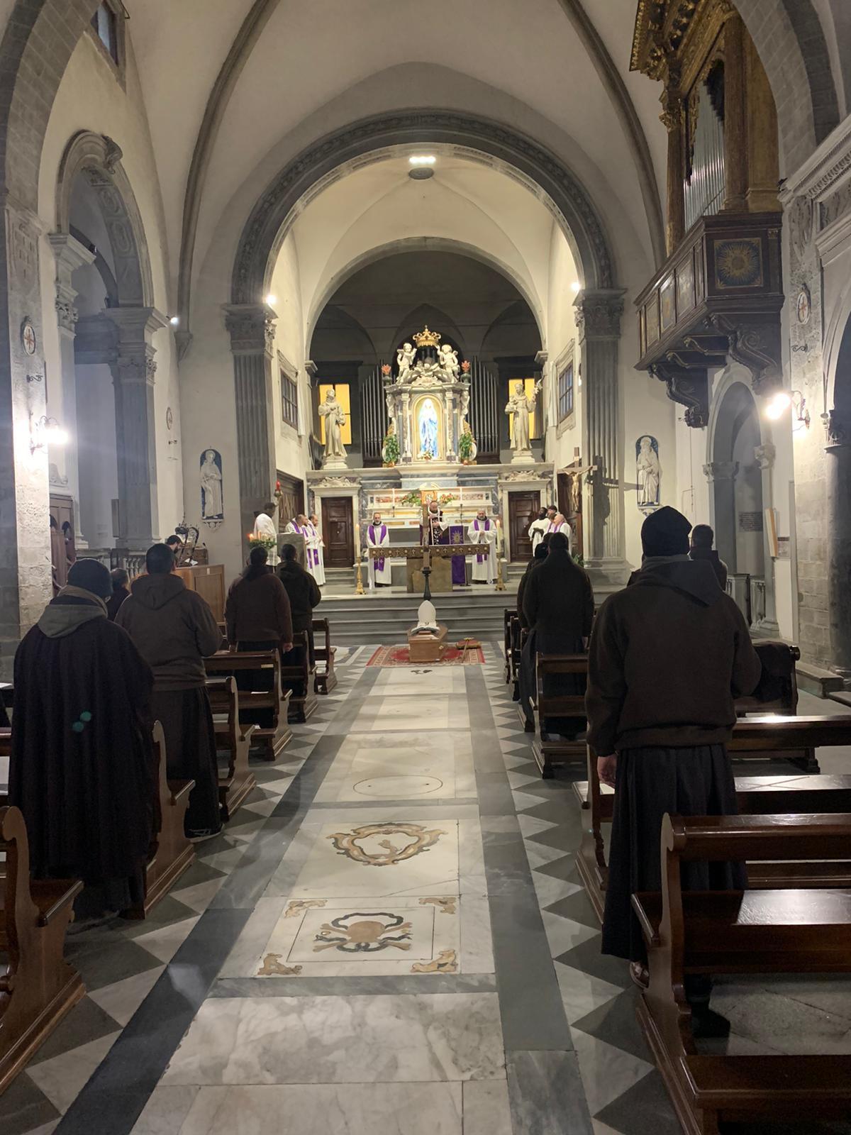 Biografia di Mons. Marco Dino Brogi o.f.m., Arcivescovo titolare di Città Ducale, Nunzio Apostolico