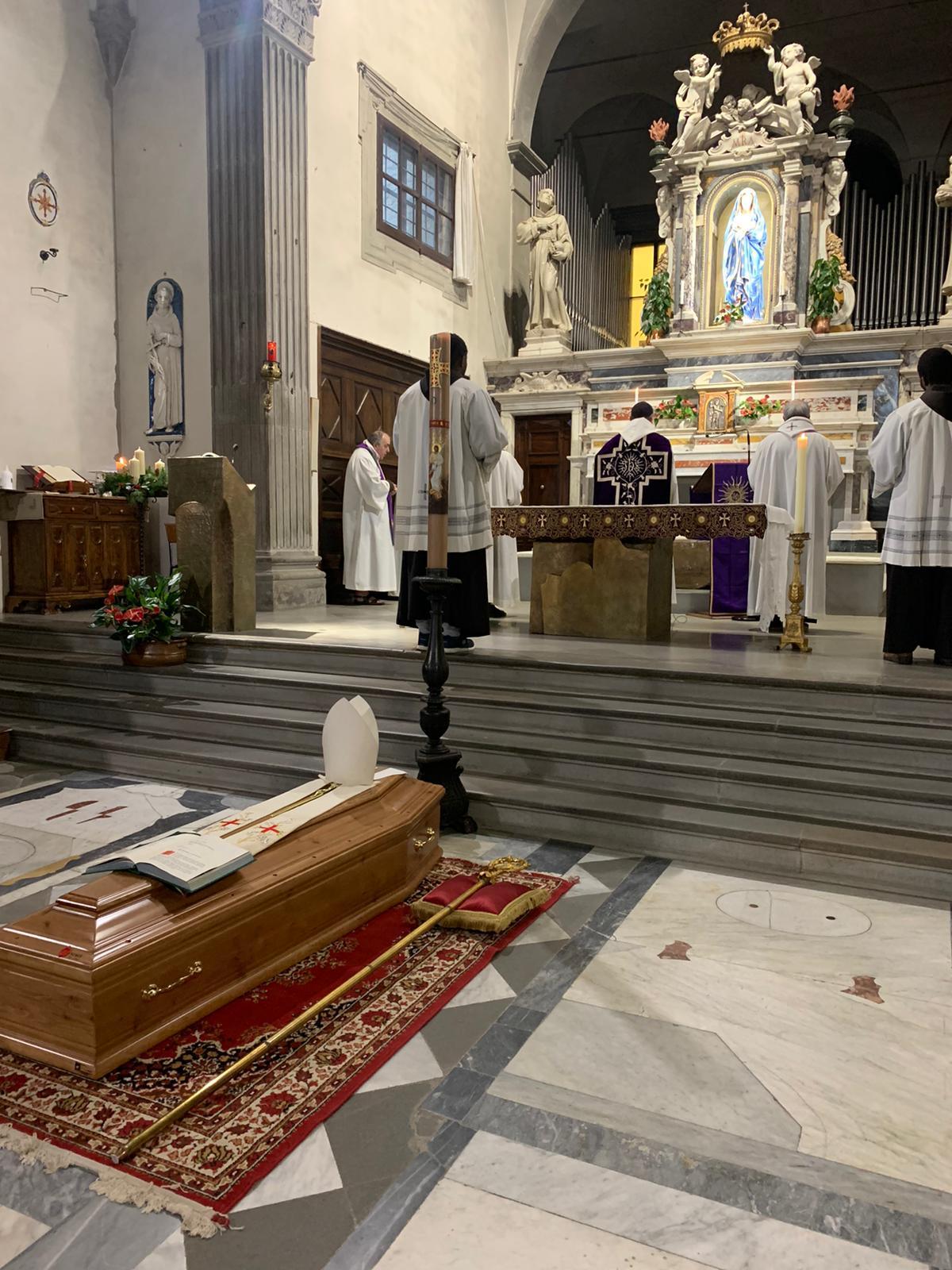 Biografia di Mons. Marco Dino Brogi o.f.m., Arcivescovo titolare di Città Ducale, Nunzio Apostolico 1