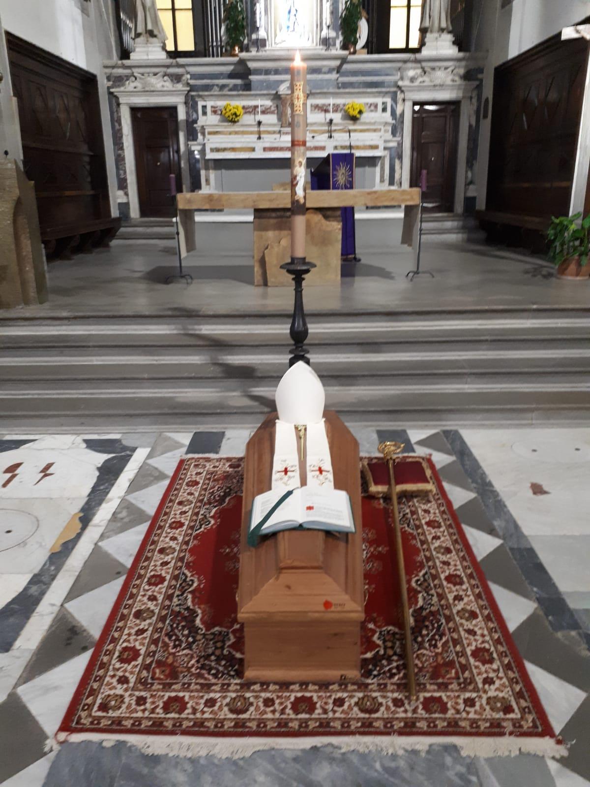 Biografia di Mons. Marco Dino Brogi o.f.m., Arcivescovo titolare di Città Ducale, Nunzio Apostolico 14