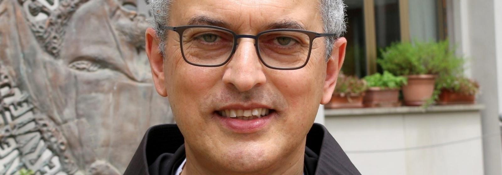 FR. MASSIMO FUSARELLI, NUOVO MINISTRO GENERALE OFM
