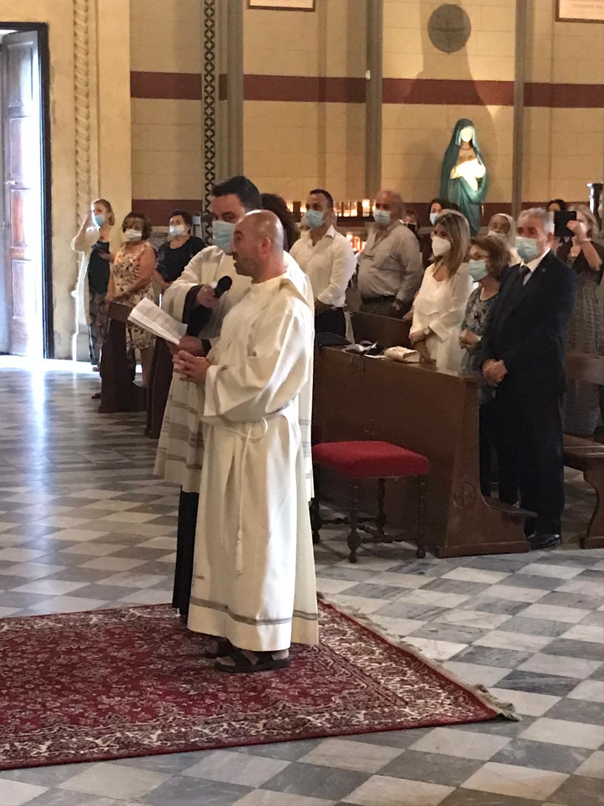 Ordinazione presbiterale di fr. Andrea Polverino 3