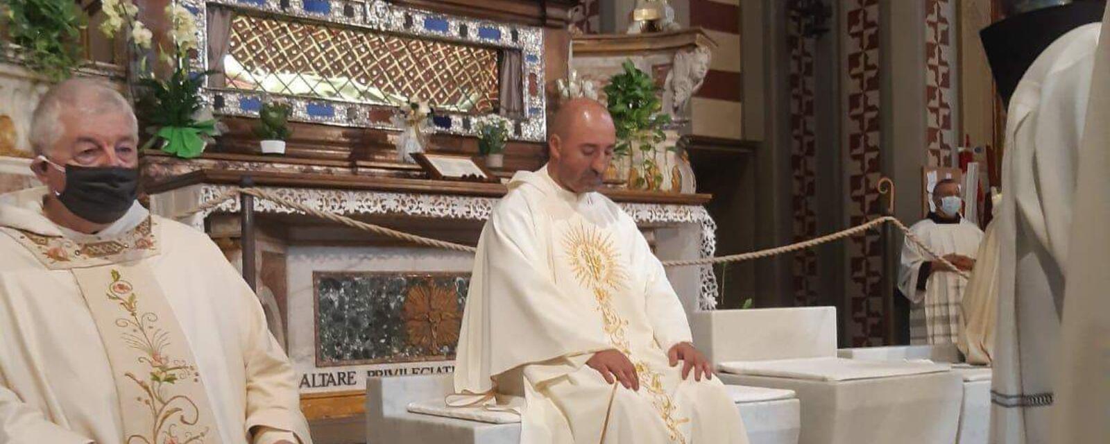 Ordinazione presbiterale di fr. Andrea Polverino 5