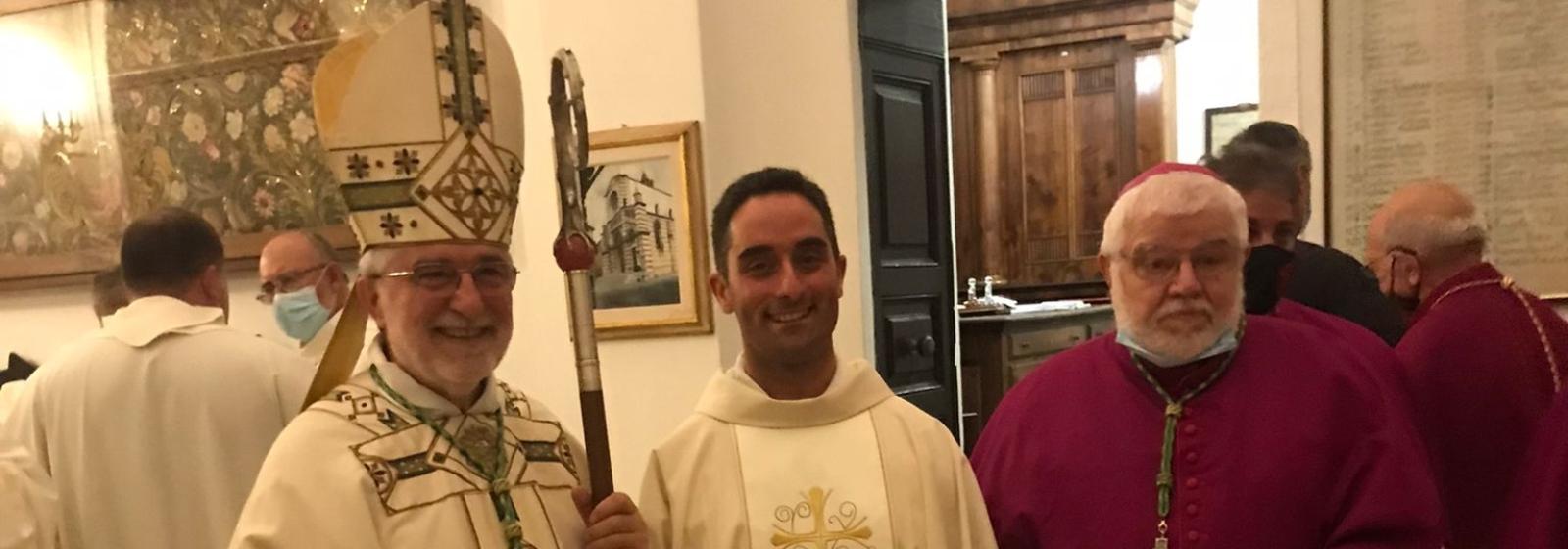 Ordinazione presbiterale di fr. Giovanni Greco